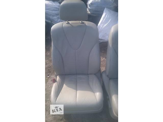 купить бу Б/у сиденье переднее для седана Toyota Camry SV 40 2007г в Николаеве