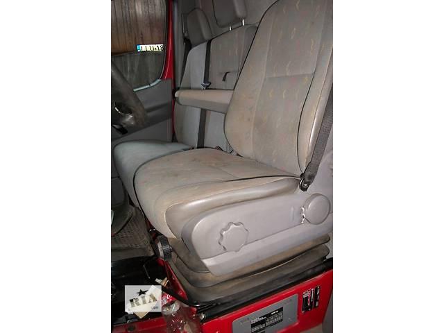 Б/у Сиденье сиденье водителя Mercedes Sprinter W906 Мерседес Спринтер 06-12- объявление о продаже  в Рожище