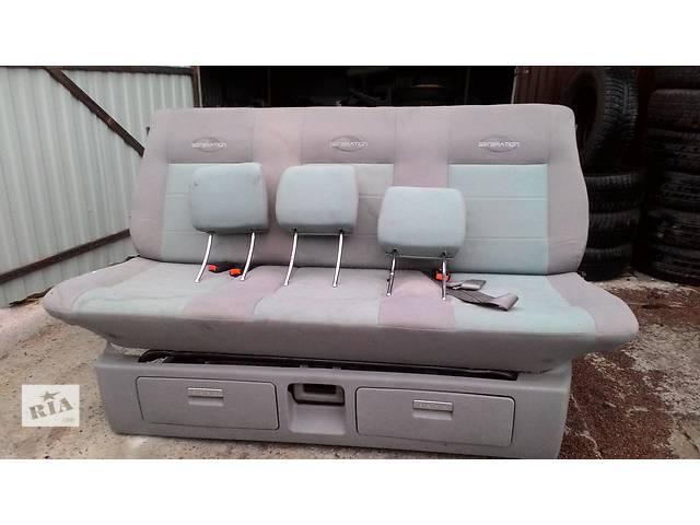 продам Б/у сидіння для легкового авто Volkswagen T4 (Transporter) бу в Яворове (Львовской обл.)