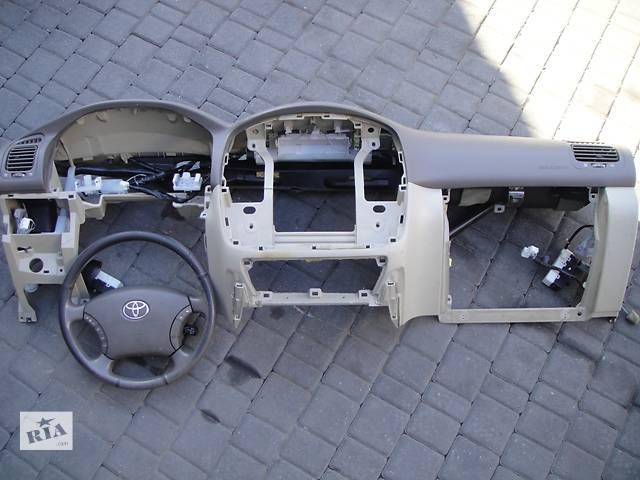 продам Б/у система безопасности комплект  Toyota Land Cruiser 100 бу в Киеве