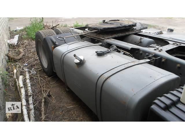 б/у Топливный бак 560л, 460л металл.ДАФ DAF XF95 380 Евро3 2003г- объявление о продаже  в Рожище