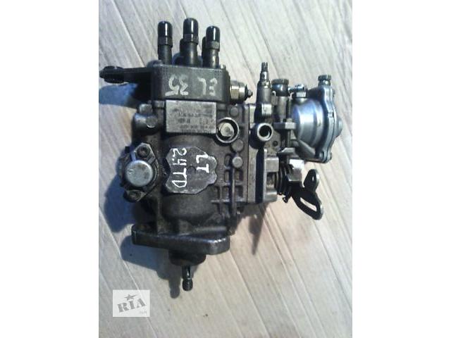Б/у топливный насос высокого давления/трубки/шест для автобуса Volkswagen LT- объявление о продаже  в Ковеле