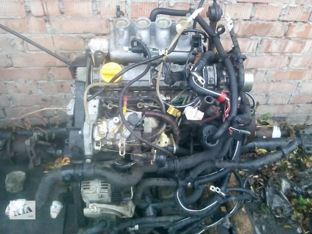 купить бу Б/у топливний насос високого тиску/трубки/шестерн для легкового авто Renault Kangoo в Львове