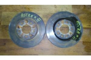 б/у Тормозные диски Opel Astra H