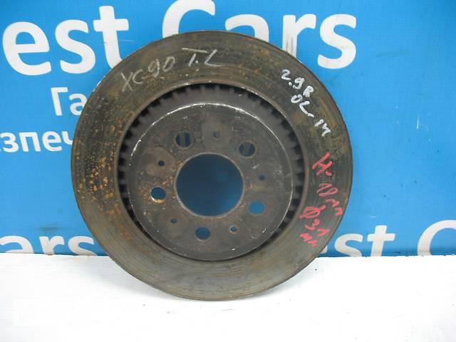 Б/У 2002 - 2006 XC90 Тормозной диск задний 2.9B. Вперед за покупками!- объявление о продаже   в Украине