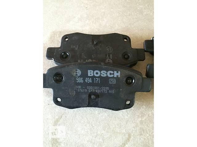 купить бу Б/у тормозные колодки Bosch комплект Форд Транзит Ford Transit с 2006г. в Ровно