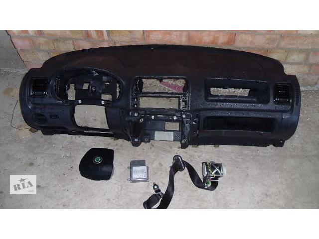 продам Б/у торпеда + безопасность для легкового авто Skoda Fabia 2008 бу в Коломые