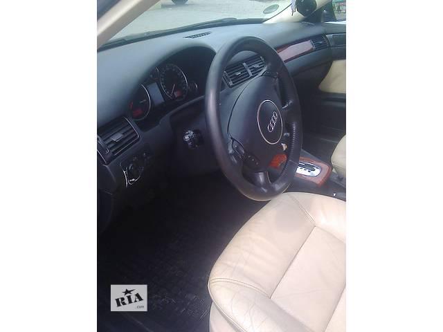 бу Б/у торпедо/накладка для седана Audi A6 в Ивано-Франковске