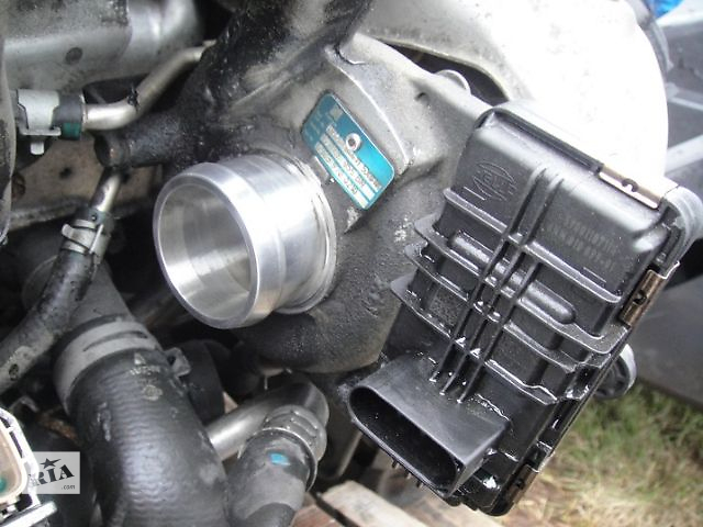 бу Б/у турбіна 14411-5X01B для легкового авто Nissan Pathfinder 05- (Ниссан Пасфаиндер), NAVARA  PATHFINDER 14411-5X01A   в Ровно