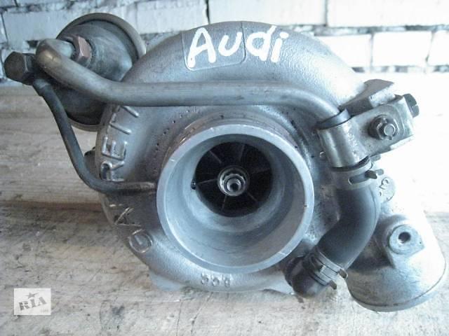 Б/у турбіна для автобуса Volkswagen T3 (Transporter) та легкових авто  Skoda Octavia,  Audi 100- объявление о продаже  в Львове