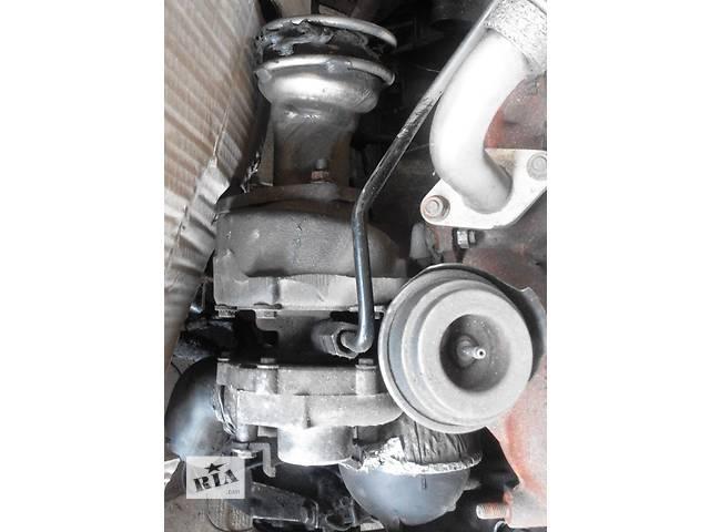бу Б/у Турбіна турбина для Volkswagen Passat Пассат 1,9 tdi 2003 в Рожище