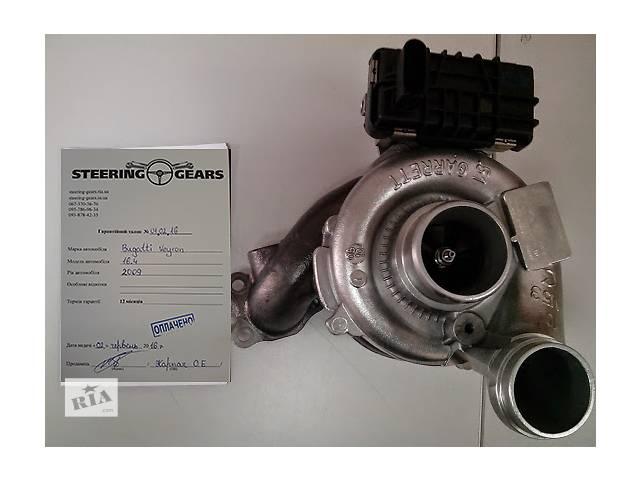 купить бу Б/у турбіна турбина turbo для легкового авто Porsche Cayenne Turbo  в Львове