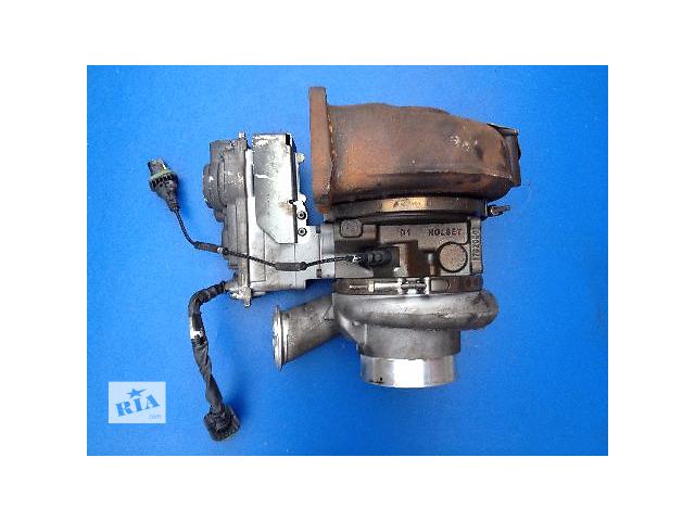 Б/у турбокомпрессор Scania Holset HE400VG Turbocharger Replacement- объявление о продаже  в Луцке