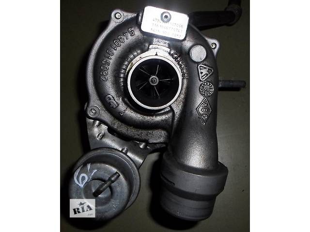 купить бу Б/у Турбокомпрессор турбина 478276H307056 Рено Канго Кенго 1.5 dCi Renault Kangoo 2008-2012г.г. в Рожище