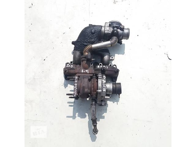купить бу Б/у турбина для Audi A2 1.4 TDI в Ковеле