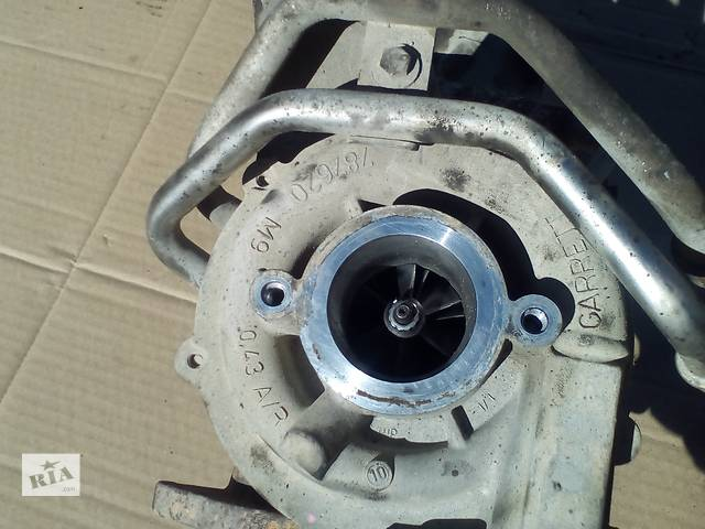 бу Б/у турбина для грузовика Opel Movano 2.3 dci 2010-2015 г.в в Ковеле