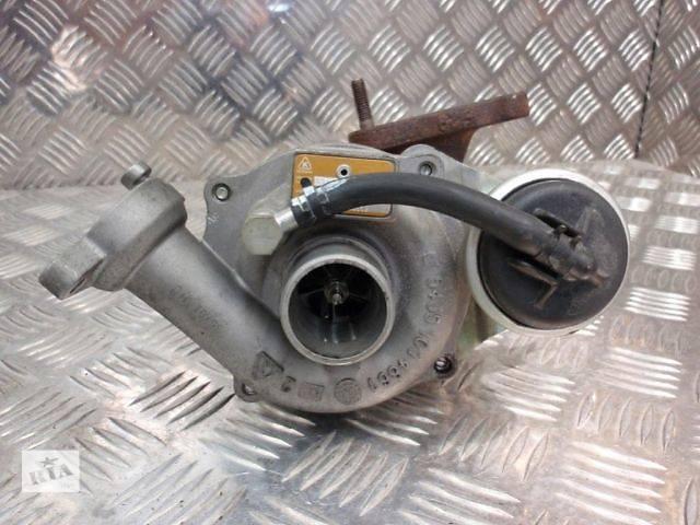 бу Б/у турбина для легкового авто BMW 5 Series (все) в Львове