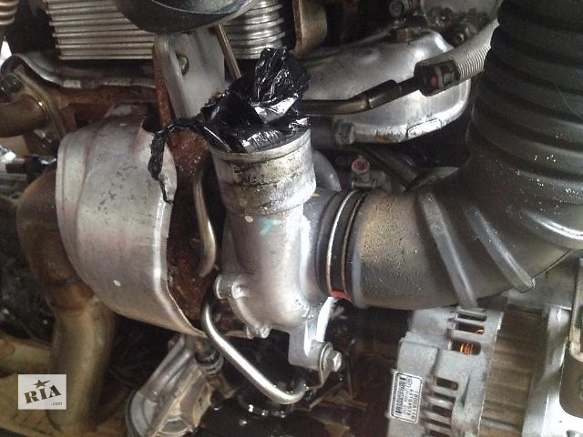 продам Б/у турбина для легкового авто Mitsubishi Pajero IV 3.2 DID 07-12r. бу в Киеве