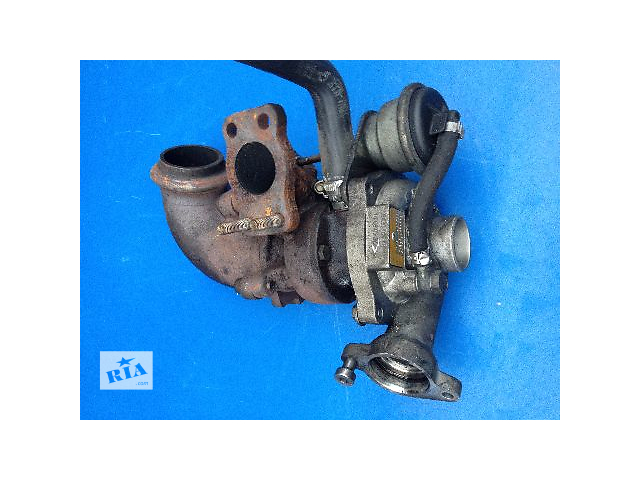 бу Б/у турбина для легкового авто Peugeot 207 1.4 HDI (53149707024) в Луцке