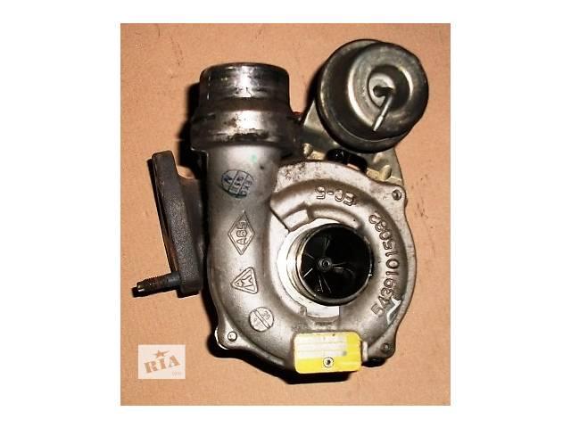 купить бу Б/у Турбина для легкового авто Renault Kangoo,Рено Канго,Кенго2 1,5DCI K9K 2008-2012 в Рожище