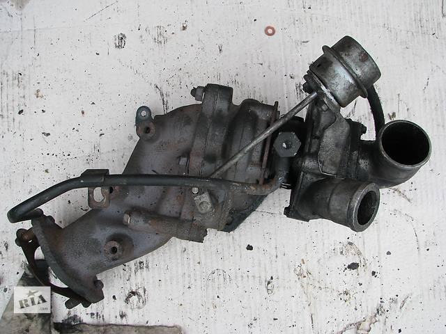Б/у турбина Kia Pregio 2.5TD D4BH, GARRETT 715924-1, 28200-42610- объявление о продаже  в Броварах