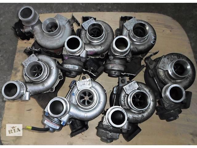 продам Б/у Турбина Турбіна 076.145.701 Фольксваген Крафтер Volkswagen Crafter 2,5tdi (06-11) бу в Рожище