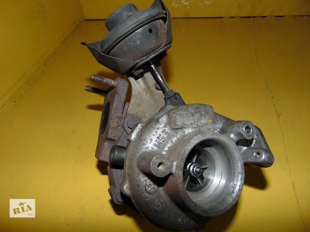 продам Б/у турбина турбіна Citroen Jumpy Джампи (3) 2,0 1,6 с 2007г. бу в Ровно