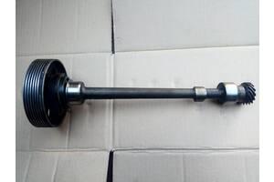 Б/у вал привода маслонасоса для Volkswagen Golf 1980-1991 1.6 D