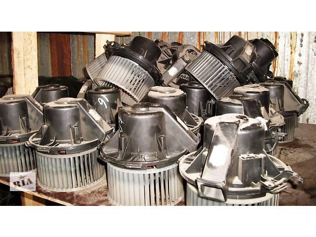 купить бу Б/у Вентилятор моторчик печки на Автобусы Volkswagen Crafter Фольсваген Крафтер 2,5 W906 2006-2012г.г в Луцке