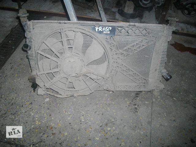 Б/у вентилятор осн радиатора для легкового авто Ford Transit 2005- объявление о продаже  в Львове