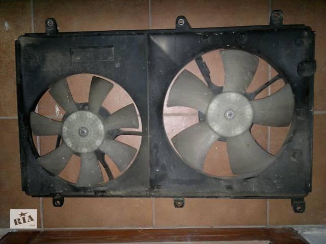 бу Б/у вентилятор осн радиатора  Mitsubishi Grandis в Киеве