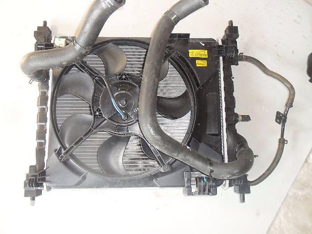 бу Б/у вентилятор основного радіатора для легкового авто Chevrolet Spark 1.0 в Ровно