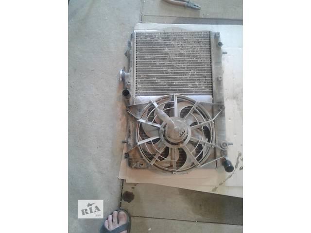 Б/у вентилятор радиатора для Hyundai accent 1995- объявление о продаже  в Черновцах