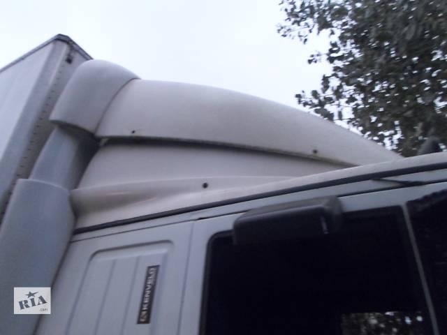 продам Б/у ветровики для грузовика Iveco EuroCargo бу в Берегово (Закарпатской обл.)