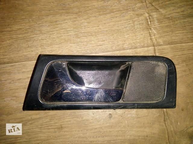 купить бу Б/у внутренняя ручка двери передняя левая 96548063 для седана Chevrolet Lacetti 2007г в Николаеве