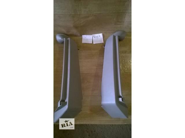 продам Б/у внутренние компоненты кузова для хэтчбека Volkswagen Golf IV 2000-2003г бу в Николаеве