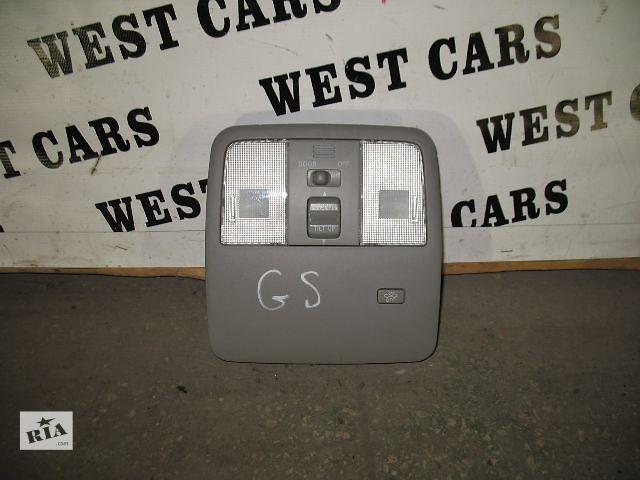 продам Б/у внутренние компоненты кузова для легкового авто Lexus GS 2006 бу в Луцке