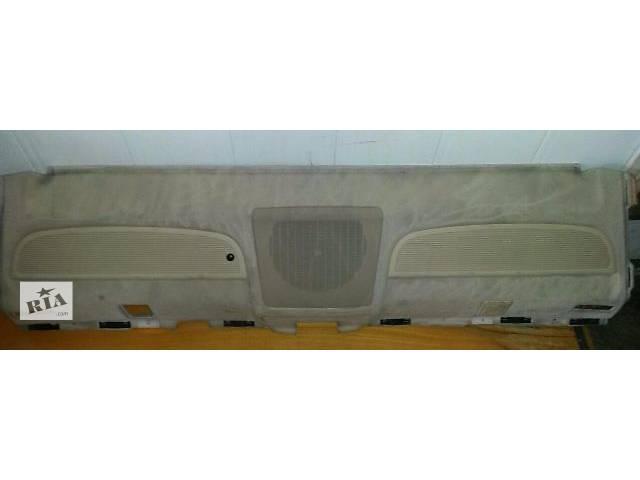 продам Б/у задняя полка салона для седана Lexus LS 460 2007г бу в Николаеве