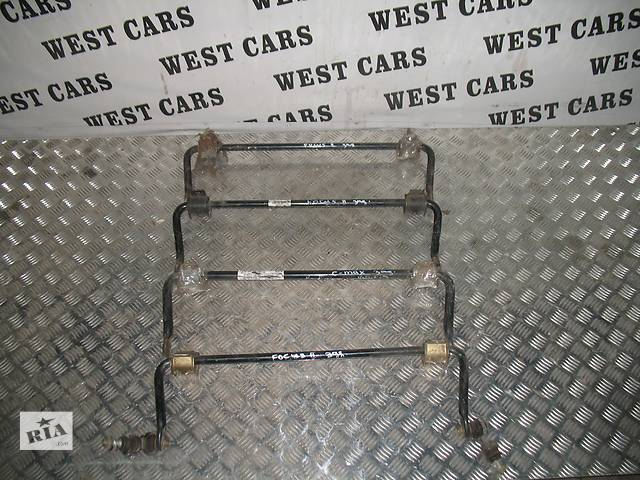 купить бу б/у Задний/передний мост/балка, подвеска, амортиз Стабилизатор Легковой Ford Focus Hatchback (5d) 20 в Луцке