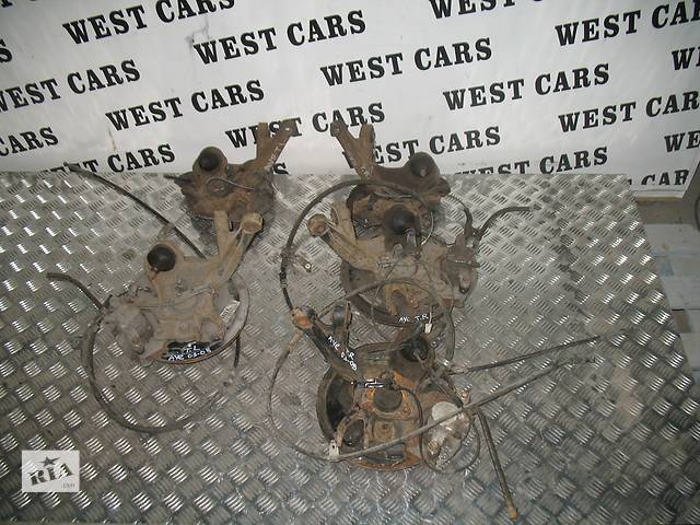 купить бу б/у Задний/передний мост/балка, подвеска, амортиз Цапфа Легковой Toyota Avensis 2006 в Луцке