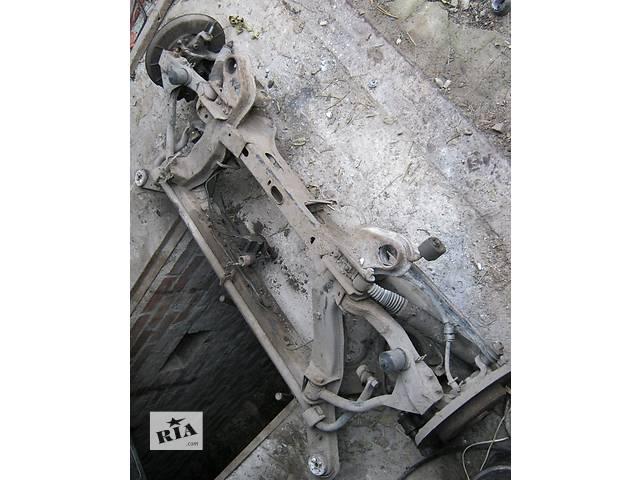 купить бу б/у Задний/передний мост/балка, подвеска, амортизация Балка задней подвески Легковой Peugeot 605 Сед в Николаеве