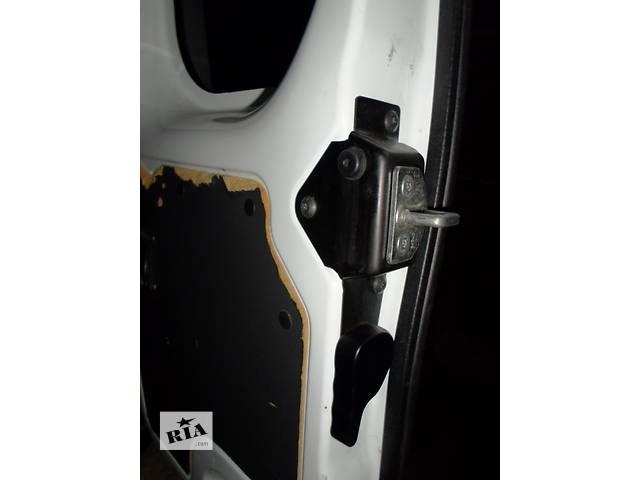 бу Б/у Замок задней двери Renault Kangoo Рено Канго Кенго 1,5 DCI К9К B802, N764 2008-2012 в Луцке