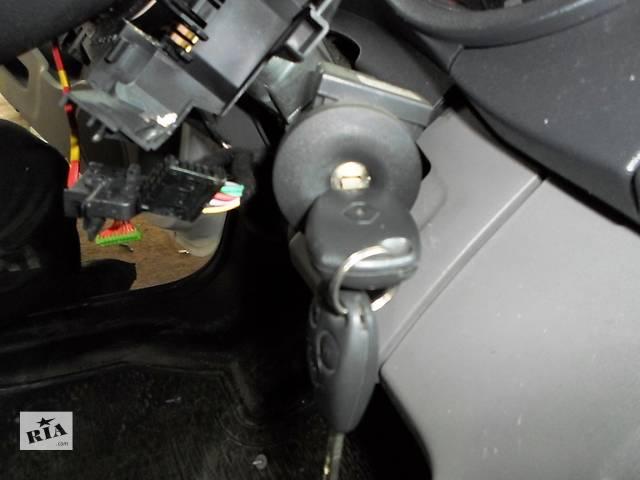 купить бу Б/у Замок зажигания/контактная группа для легкового авто Renault Kangoo в Рожище