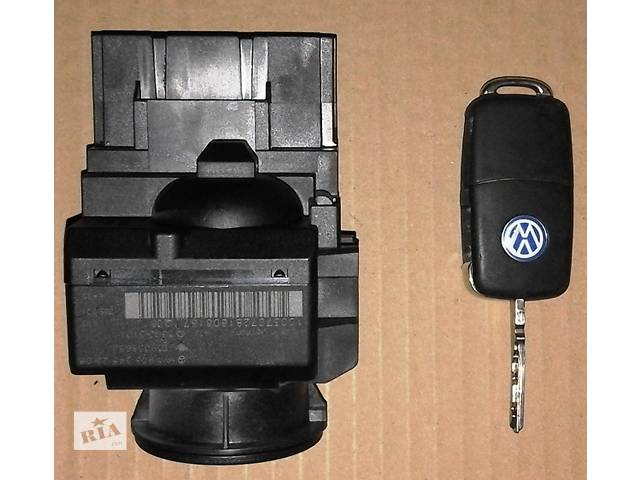 продам  Б/у Замок зажигания/запалювання HVM9065452508 VW + ключ Volkswagen Crafter Фольксваген Крафтер 2.5 TDI 2006-2010 бу в Рожище