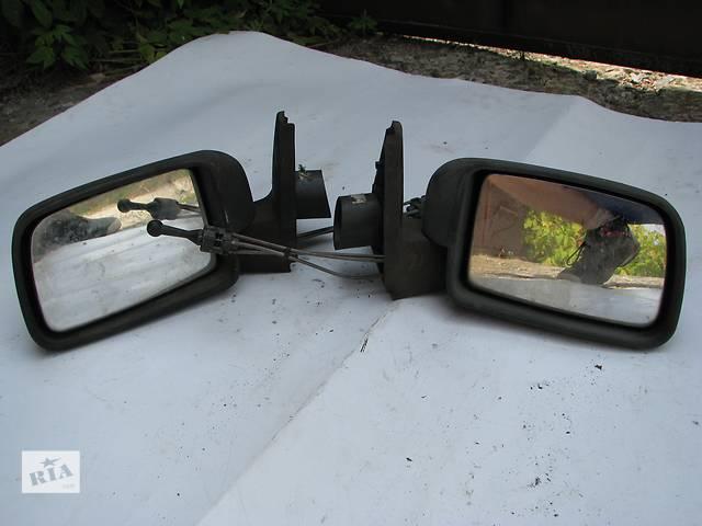купить бу Б/у зеркала заднего вида боковые Renault Rapid 1993 в Броварах