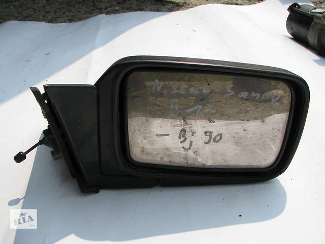 купить бу [Архив] Б/у зеркало Nissan Sunny B12 1990 в Броварах