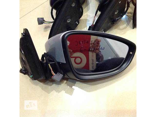 Б/у зеркало для лимузина Volkswagen Jetta- объявление о продаже  в Львове