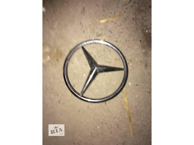Б/у значок(копито) для грузовика Mercedes Vito- объявление о продаже  в Яворове (Львовской обл.)