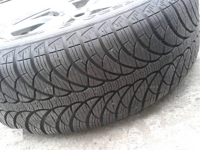 Б/у зимние колеса на литых дисках- объявление о продаже  в Киеве