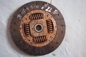 Б/у диск сцепления 2.0 нии для Citroen Jumpy 1999рв на ситроен джаипі ферридо оригинал пробег 100тыс как новое накладки7мм